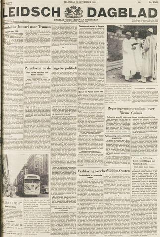 Leidsch Dagblad 1951-11-12