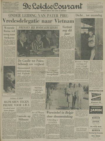 Leidse Courant 1967-09-09