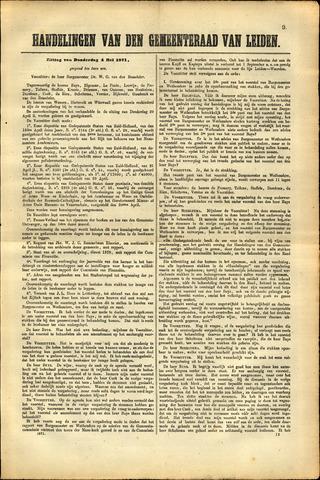 Handelingen van de Raad 1871-05-04