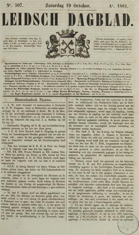 Leidsch Dagblad 1861-10-19