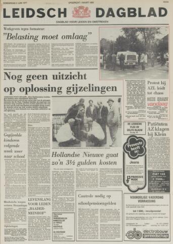 Leidsch Dagblad 1977-06-02