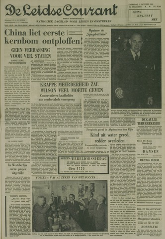 Leidse Courant 1964-10-17