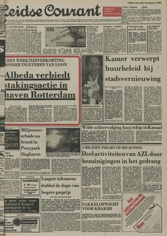 Leidse Courant 1981-03-06