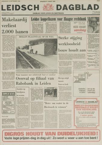 Leidsch Dagblad 1980-09-10