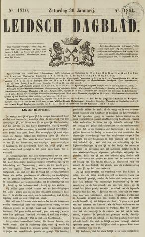 Leidsch Dagblad 1864-01-30