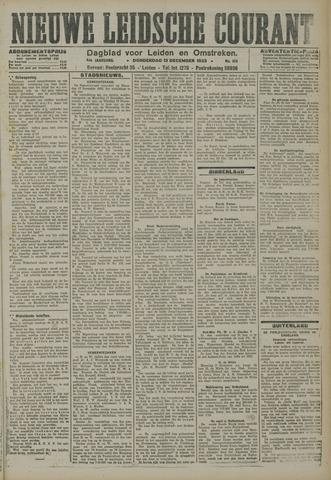 Nieuwe Leidsche Courant 1923-12-13