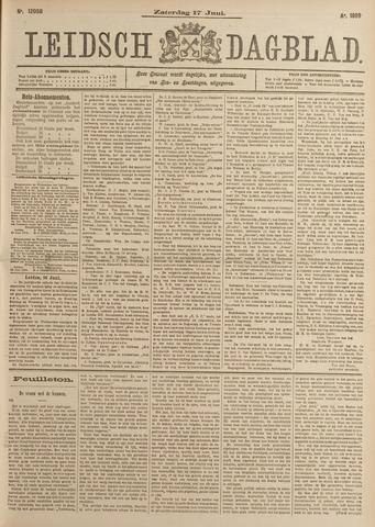 Leidsch Dagblad 1899-06-17