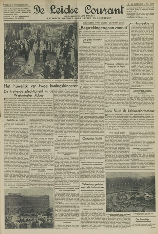 Leidse Courant 1947-11-21