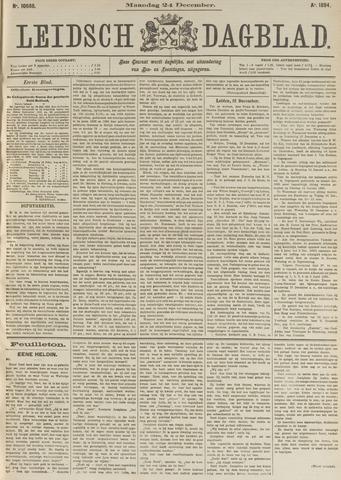 Leidsch Dagblad 1894-12-24