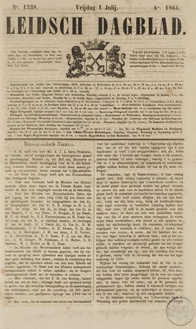 Leidsch Dagblad 1864-07-01