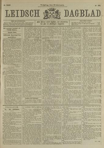 Leidsch Dagblad 1911-02-24