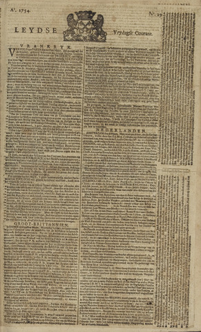 Leydse Courant 1754-03-08