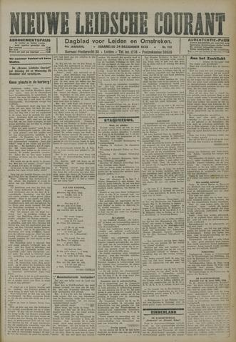 Nieuwe Leidsche Courant 1923-12-24