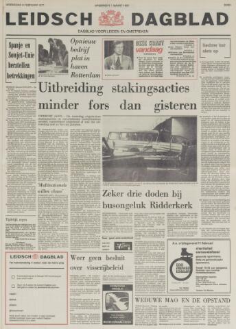 Leidsch Dagblad 1977-02-09