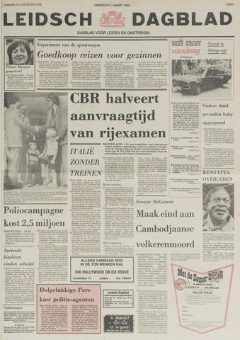 Leidsch Dagblad 1978-08-22