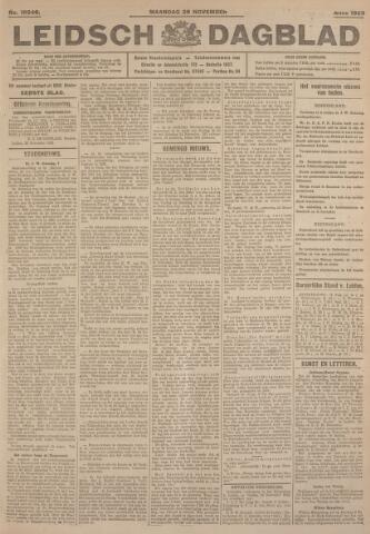 Leidsch Dagblad 1923-11-26
