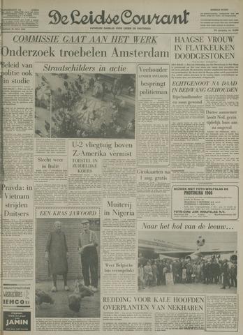 Leidse Courant 1966-07-29