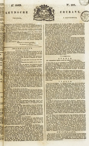 Leydse Courant 1843-09-08