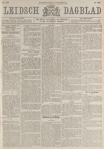 Leidsch Dagblad 1915-12-09