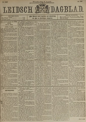 Leidsch Dagblad 1897-04-08