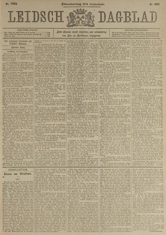 Leidsch Dagblad 1907-10-24