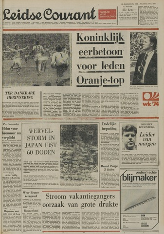 Leidse Courant 1974-07-08