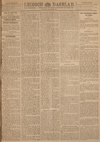 Leidsch Dagblad 1923-01-26