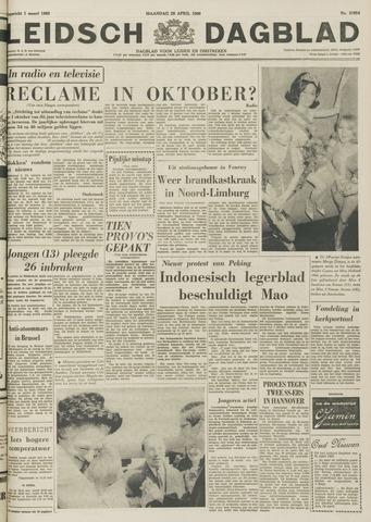 Leidsch Dagblad 1966-04-25