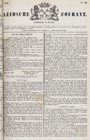 Leydse Courant 1882-03-11