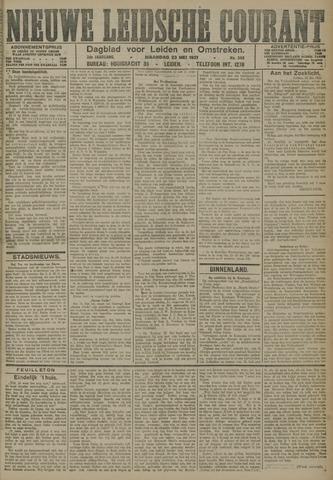 Nieuwe Leidsche Courant 1921-05-23