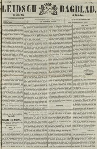 Leidsch Dagblad 1870-10-05