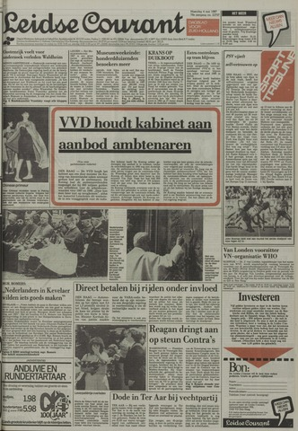 Leidse Courant 1987-05-04