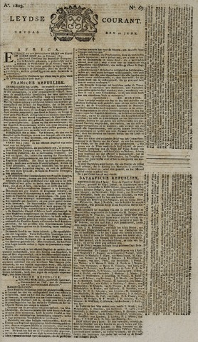 Leydse Courant 1803-06-10