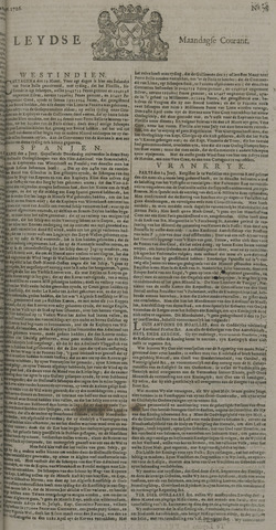 Leydse Courant 1726-07-01