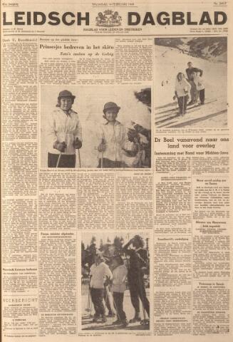 Leidsch Dagblad 1949-02-14