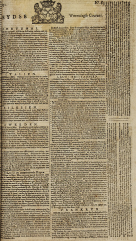 Leydse Courant 1751-05-26
