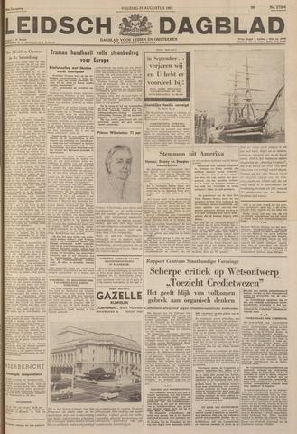 Leidsch Dagblad 1951-08-31