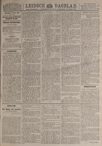 Leidsch Dagblad 1919-10-15