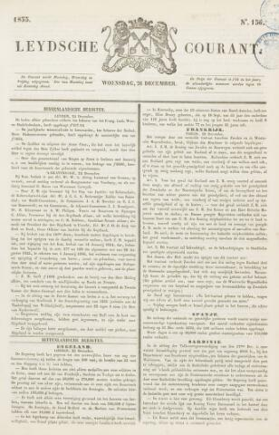Leydse Courant 1855-12-26