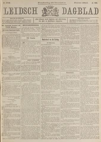Leidsch Dagblad 1916-12-28