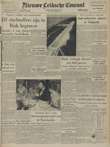 Nieuwe Leidsche Courant 1957-07-17