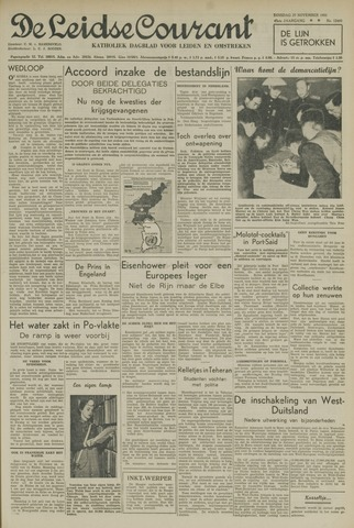 Leidse Courant 1951-11-27
