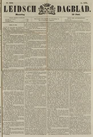 Leidsch Dagblad 1870-06-13