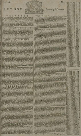 Leydse Courant 1749-06-16