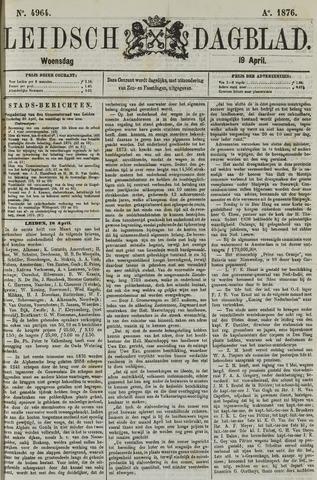 Leidsch Dagblad 1876-04-19