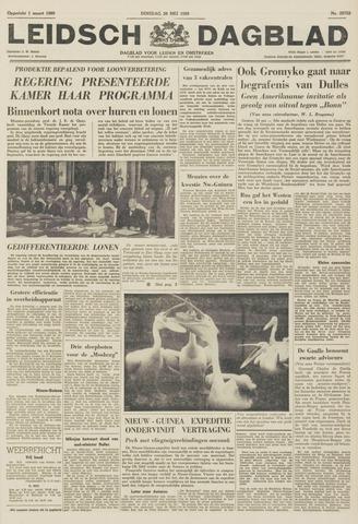 Leidsch Dagblad 1959-05-26