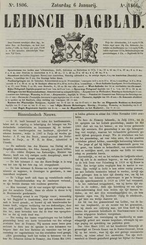 Leidsch Dagblad 1866-01-06