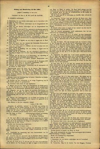 Handelingen van de Raad 1891-05-14
