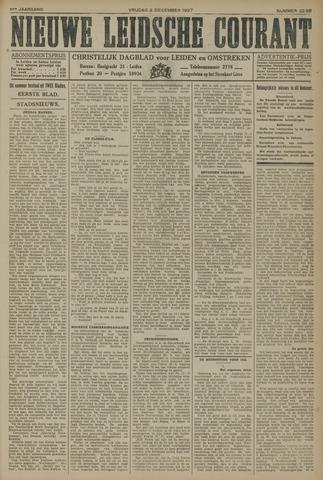 Nieuwe Leidsche Courant 1927-12-02