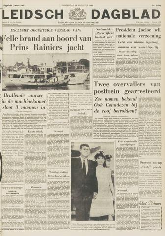 Leidsch Dagblad 1963-08-15